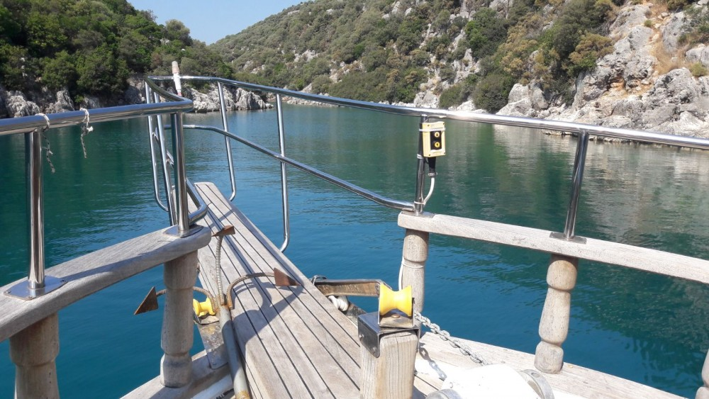 Rental Motorboat in Antalya - Local Production Kas