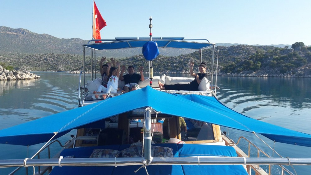 Boat rental Local Production Kas  in  on Samboat