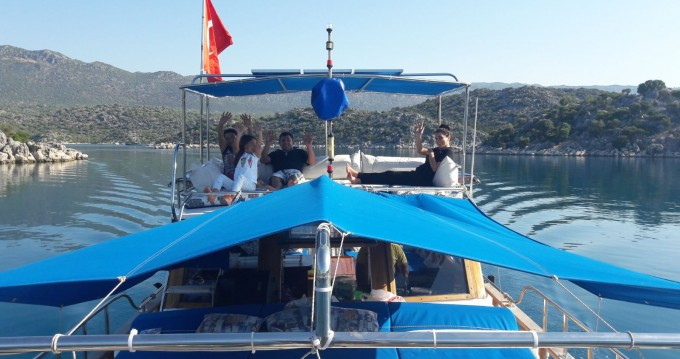 Boat rental Local Production Kas  in Demre on Samboat