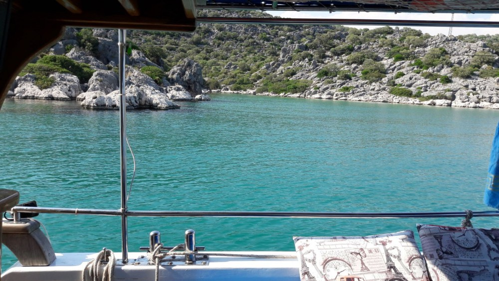 Hire Yacht with or without skipper Local Production