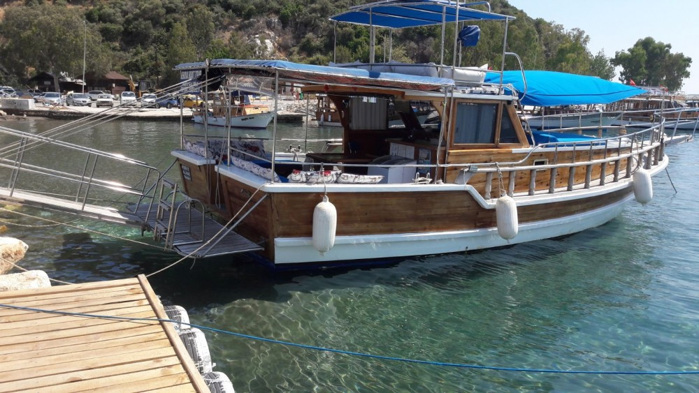 Rental Yacht in  - Local Production Kas