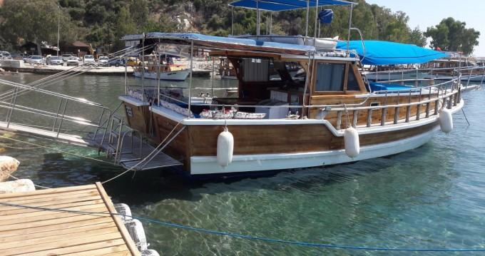 Rental yacht Demre - Local Production Kas  on SamBoat