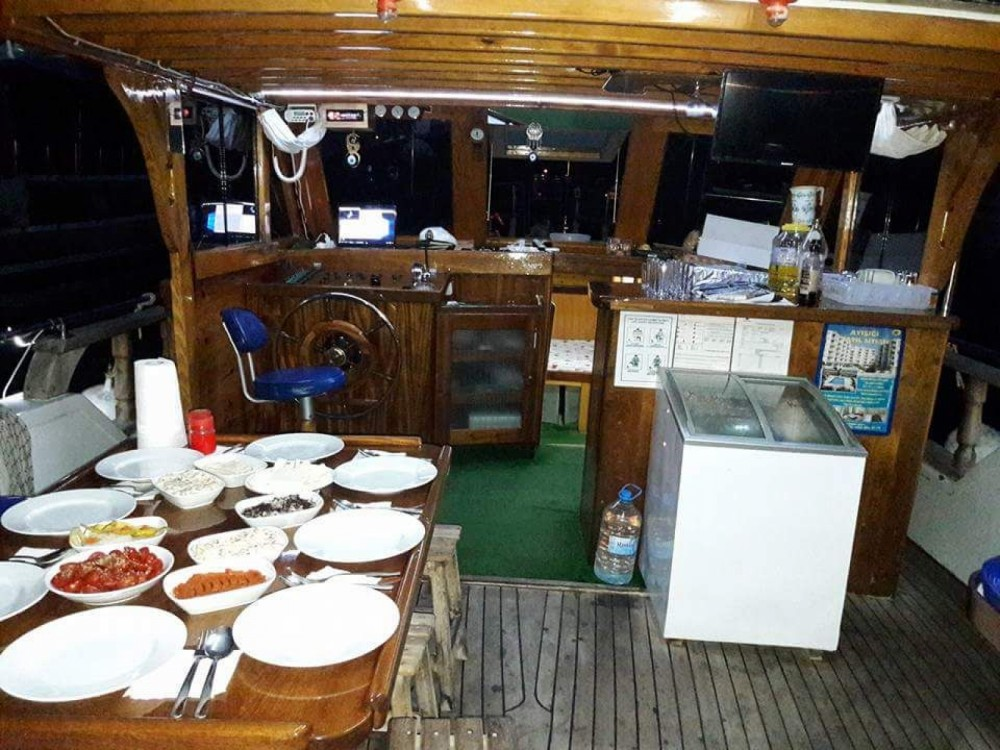 Hire Motorboat with or without skipper Local Production Antalya