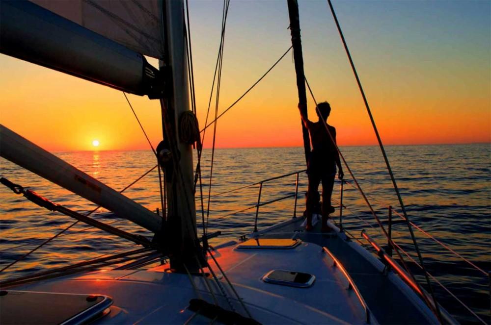 Rental yacht Catania - Jeanneau Sun Odyssey 42.2 on SamBoat