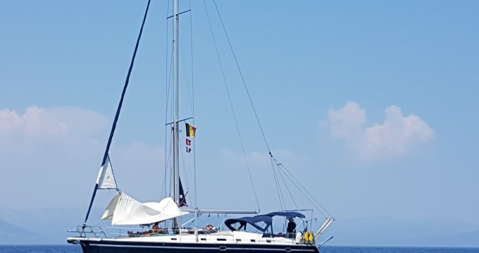 Ocean Star Oceanstar 51.2 between personal and professional Chania