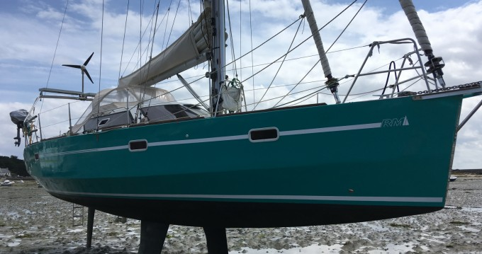 Rental Sailboat in Brest - Rm RM 1050