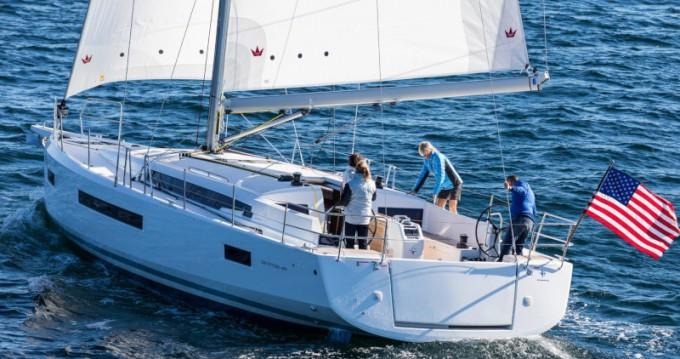 Rent a Jeanneau Sun Odyssey 490 Kavala