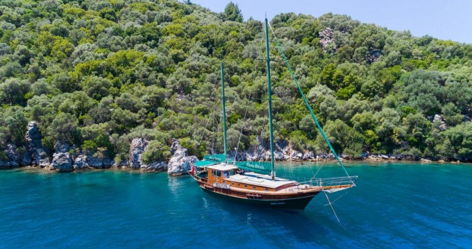 Boat rental Marmaris cheap DoraDeniz Luxury Gulet