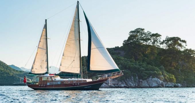 Boat rental Custom Made DoraDeniz Luxury Gulet in Marmaris on Samboat