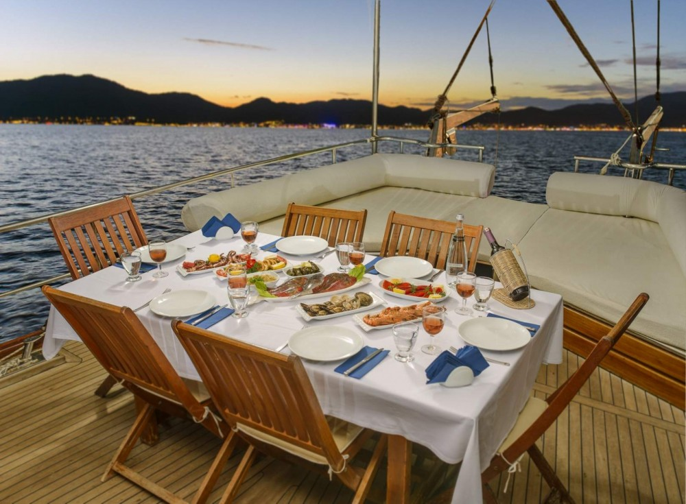 Hire Sailboat with or without skipper Aynakic Aegean Region