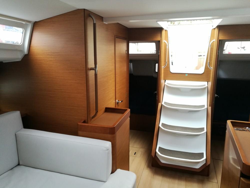 Boat rental Furnari cheap Sun Odyssey 440