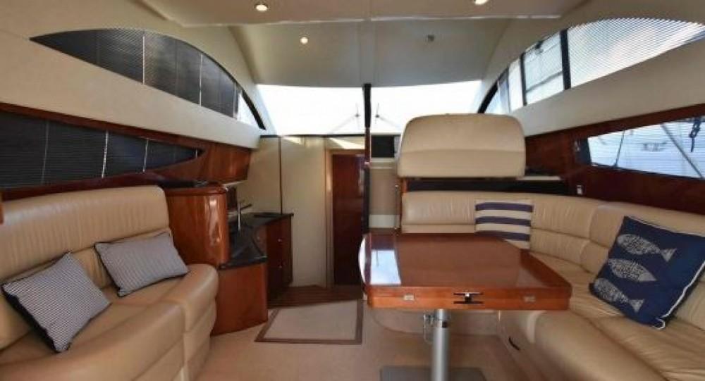Boat rental Tourlos cheap 40 Flybridge