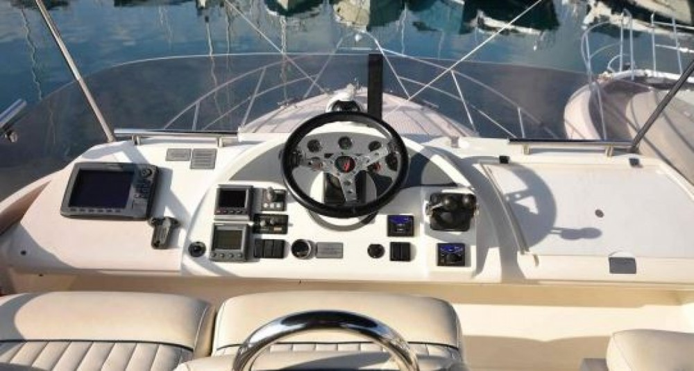 Hire Motorboat with or without skipper Fairline Tourlos