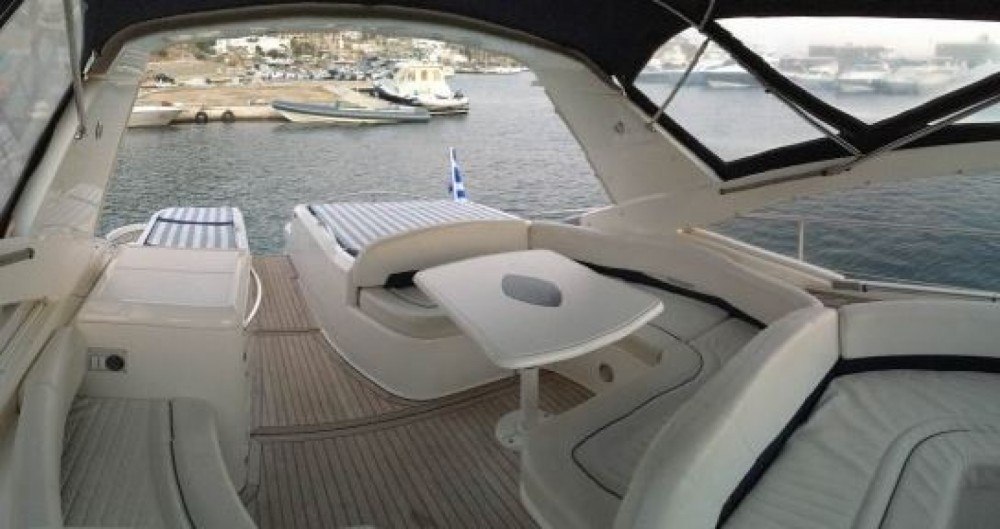 Hire Yacht with or without skipper Fairline Tourlos