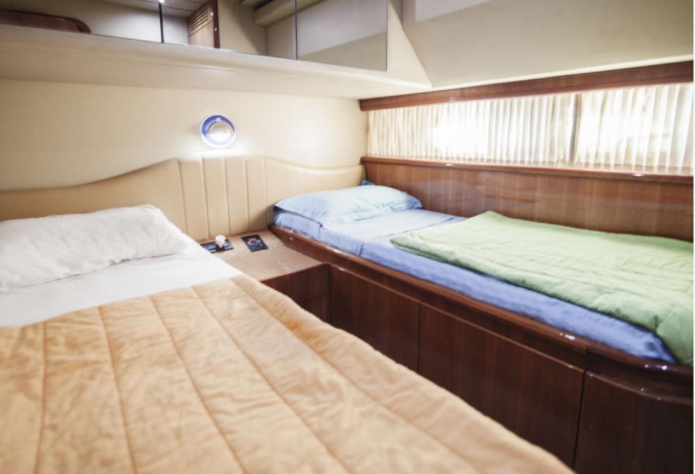Rental yacht Tourlos - Ferretti 68 flybridge on SamBoat