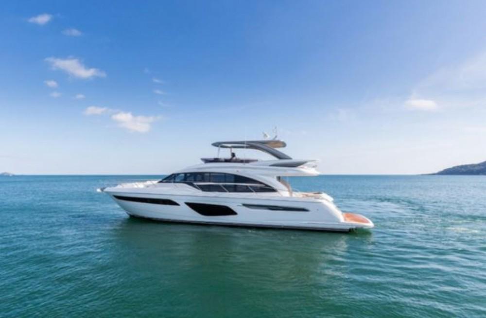 Rental yacht Tourlos - Princess 62 flybridge on SamBoat