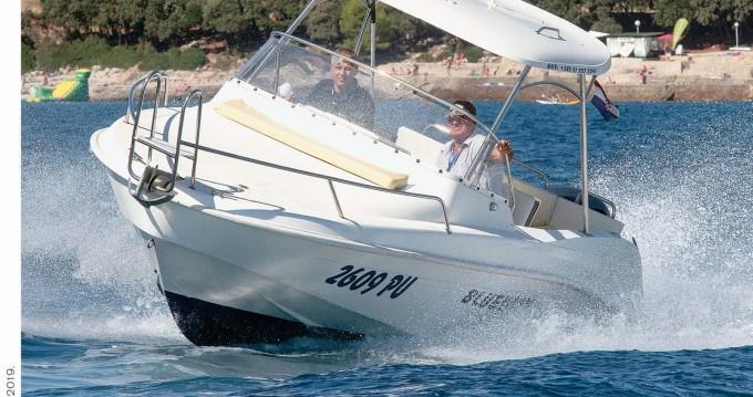 Rental yacht Pula - Blueway Blueway 20 SD-C on SamBoat