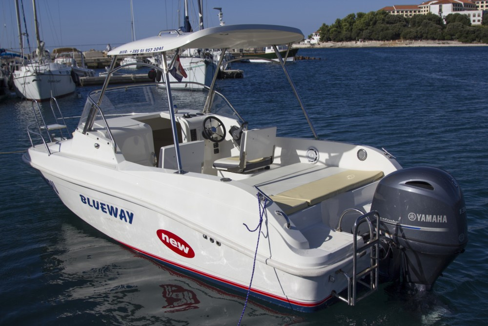 Rental yacht Grad Pula - Blueway Blueway 20 SD-C on SamBoat