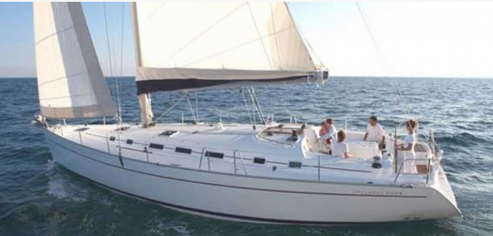 Bénéteau Cyclades 50.5 between personal and professional Tourlos