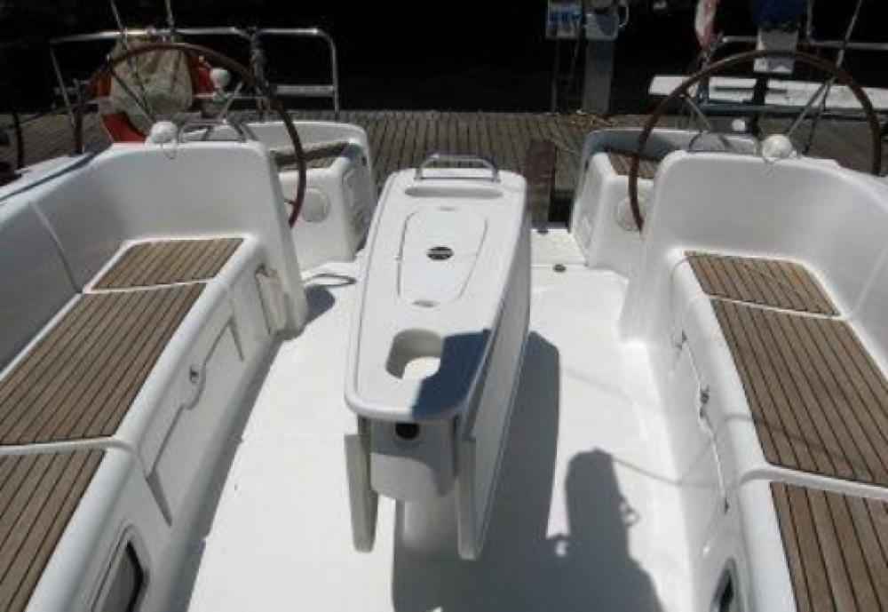 Rental yacht Tourlos - Bénéteau Cyclades 50.5 on SamBoat
