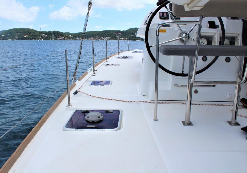 Rental yacht Le Marin - Lagoon Lagoon 400 on SamBoat