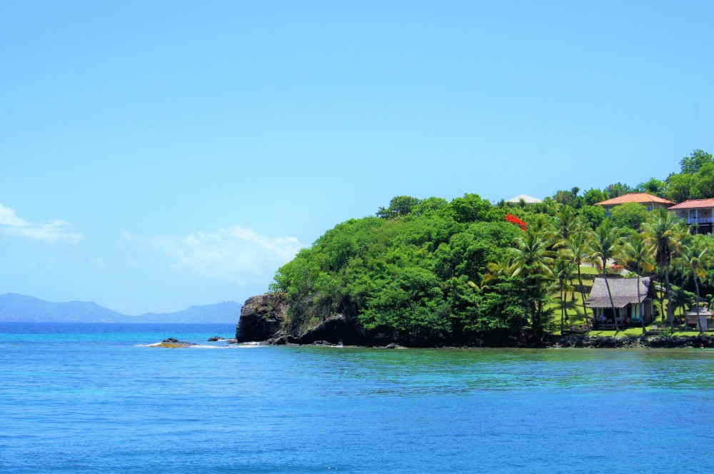 Lagoon Lagoon 400 between personal and professional Saint Lucia