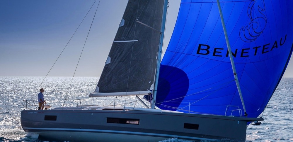 Rental Sailboat in  - Bénéteau Oceanis 46.1