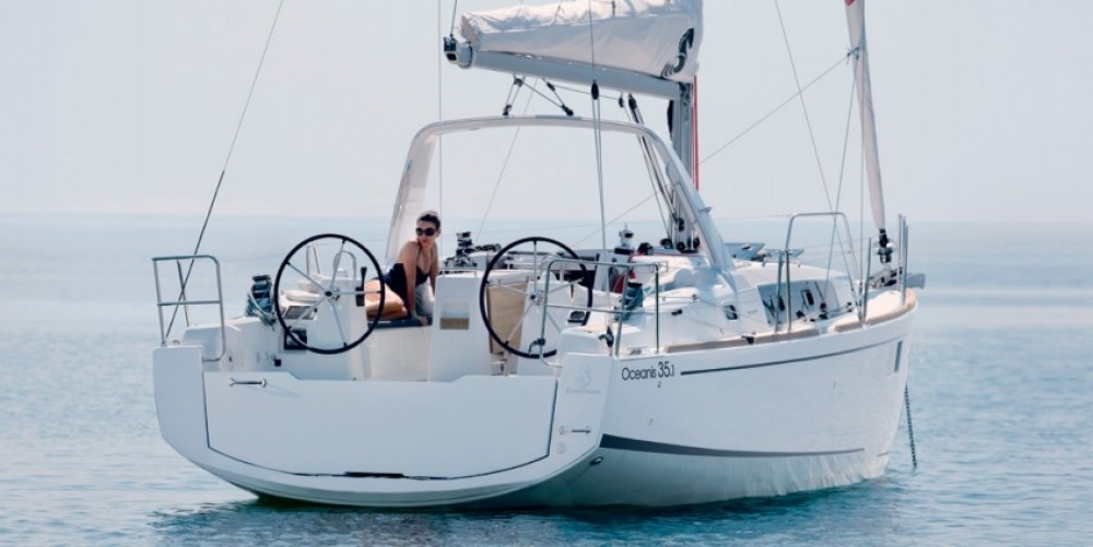 Bénéteau Oceanis 35.1 between personal and professional Rosignano Marittimo