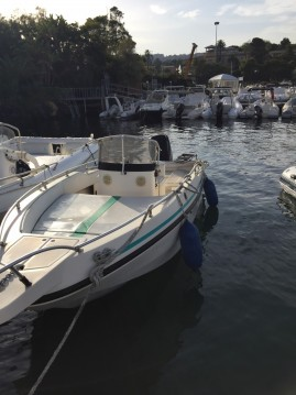 Rental Motorboat in Catania - Rio Rio 600