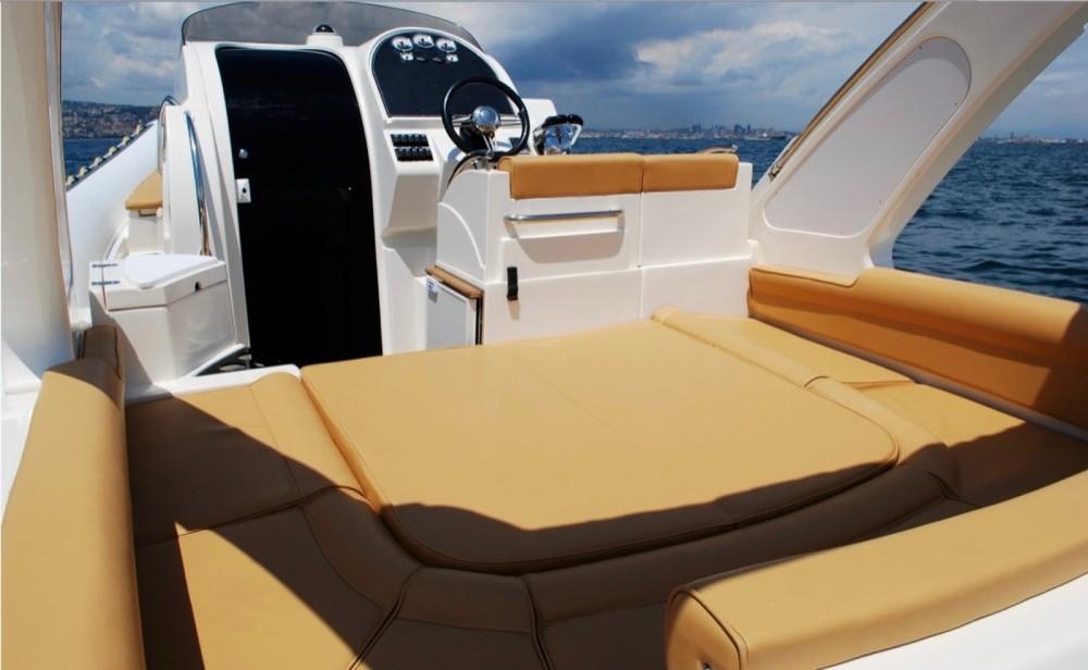 Boat rental La Maddalena cheap Bwa 34 Premium