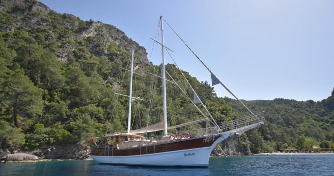 Boat rental Bodrum cheap Gulet