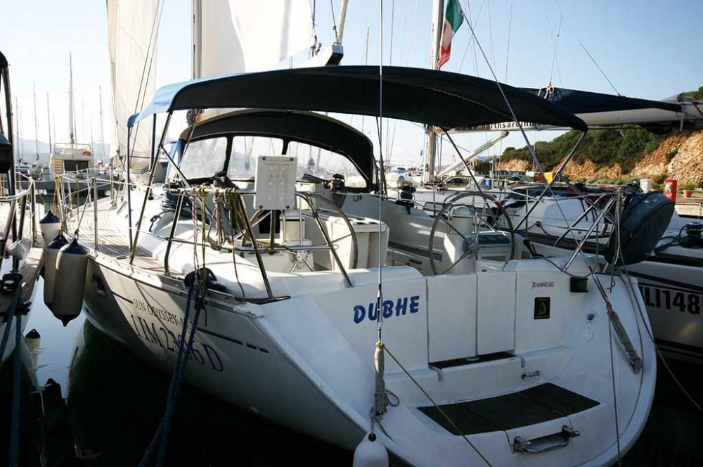 Rent a Jeanneau Sun Odyssey 45.2 Sardinia