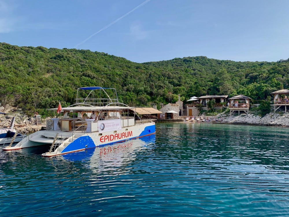 Rental Motorboat in Cavtat - Monte Marine Yachting Cat 17 Party