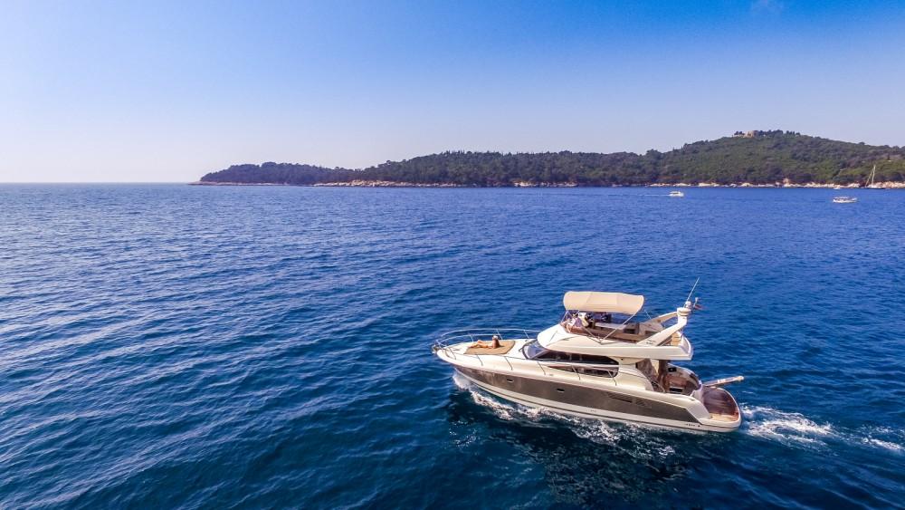 Rent a Jeanneau Prestige 440 Fly Dubrovnik
