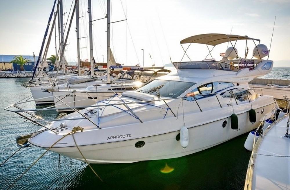 Rent a Azimut Azimut 43 Fly Dubrovnik