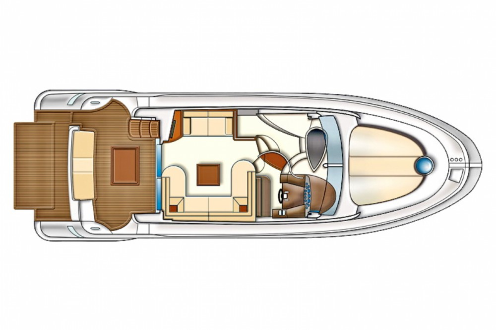 Azimut Azimut 43 Fly between personal and professional Dubrovnik