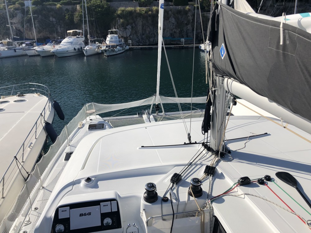 Hire Catamaran with or without skipper Lagoon Palermo