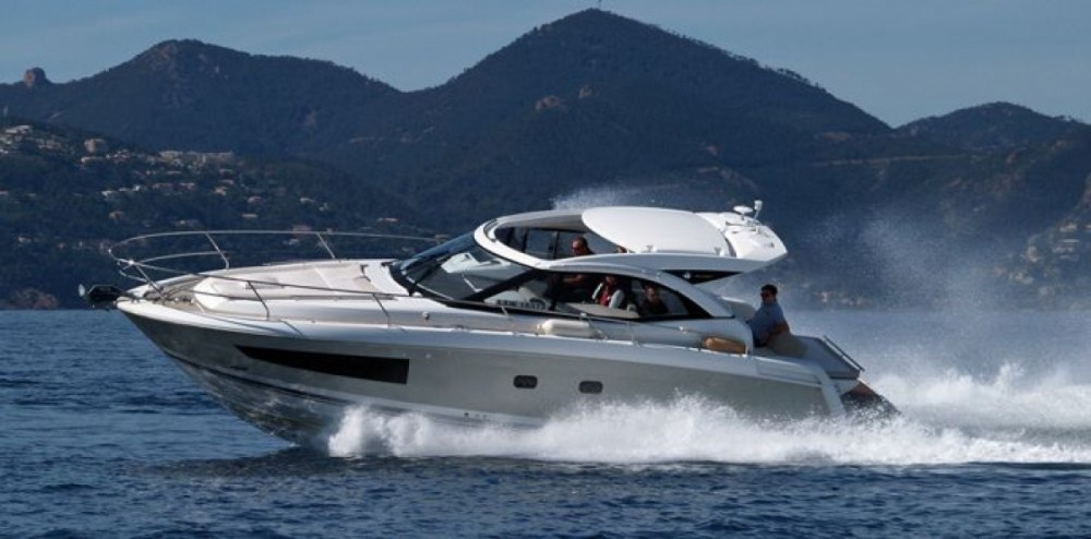 Rental yacht Hyères - Jeanneau Leader 36 Sportop on SamBoat