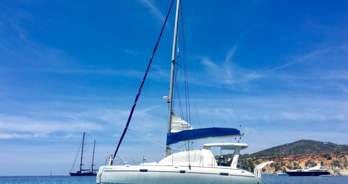 Hire Catamaran with or without skipper Leopard Ibiza Town