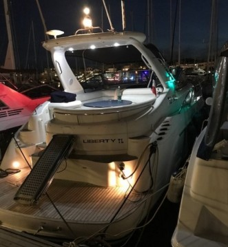 Motorboat for rent Valence at the best price
