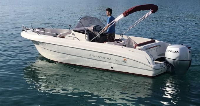 Rental yacht Tribunj - Atlantic open 670 on SamBoat