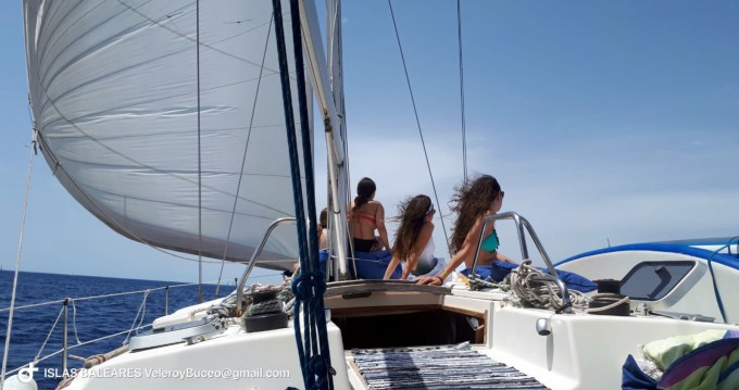 Sailboat for rent Ibiza Island at the best price