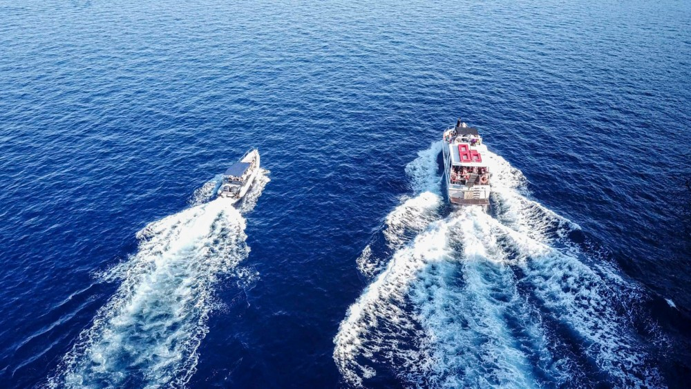 Hire RIB with or without skipper Seaquest Chania