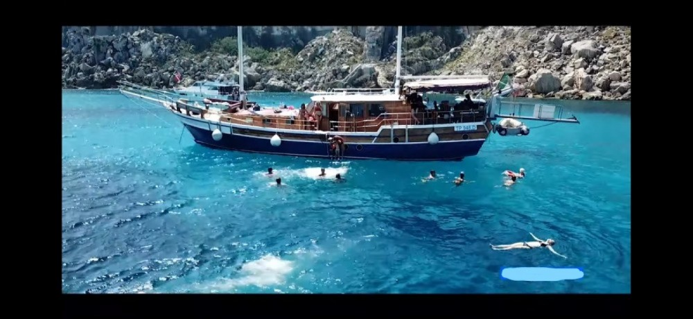 Rental Sailboat in Trapani - Hasan Aliboyererol Oztabak Shipyard Caicco