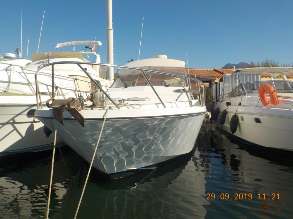 Guy Couach Guy Couach 1100 Sport between personal and professional Saint-Florent