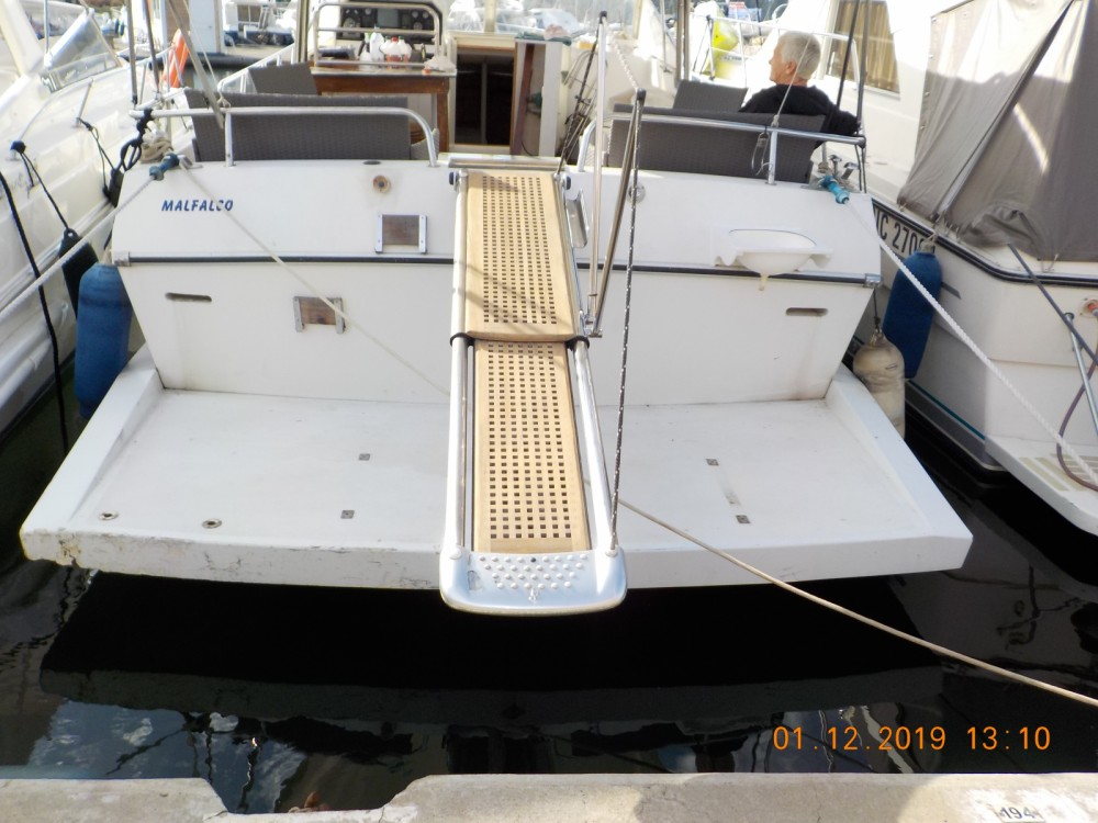Rental Motor boat in Saint-Florent - Guy Couach Guy Couach 1100 Sport