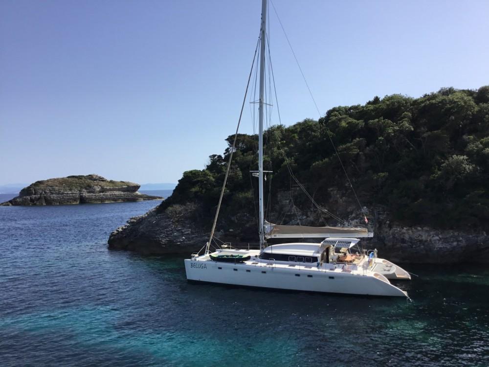 Boat rental Fountaine Pajot Marquises 56 in Ajaccio on Samboat