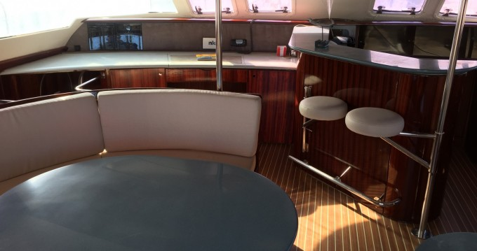 Boat rental Fountaine Pajot Marquises 56 in Ajaccio on Samboat