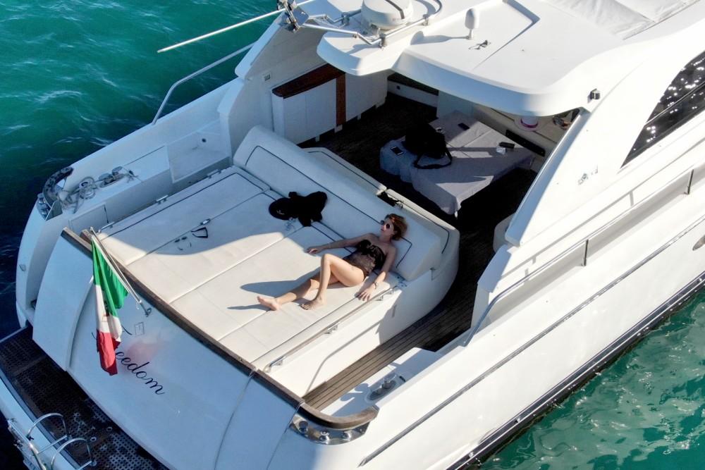 Rental Yacht in  - Ilver Vista 58