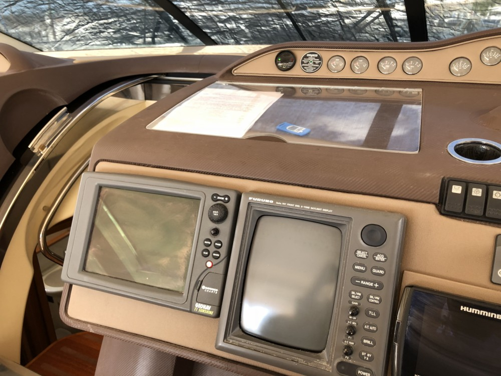 Hire Yacht with or without skipper Princess Terracina